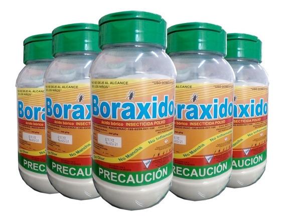 Boraxido 500g 5 Piezas - Diprofsa