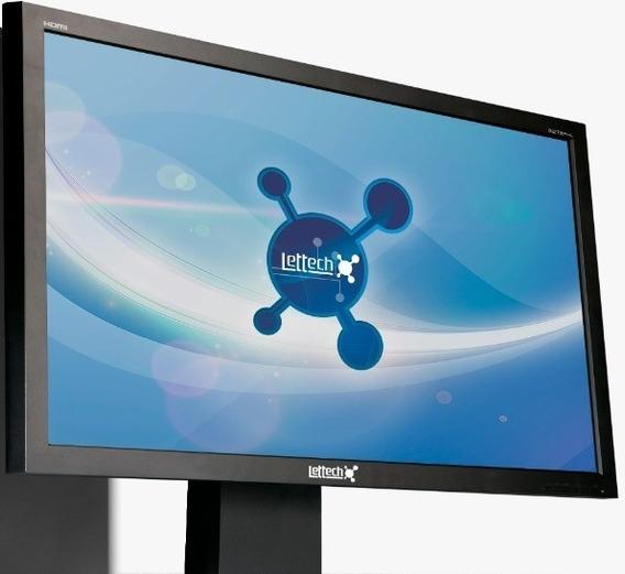 Monitor Led 21,5 Widescreen Vga+hdmi Led-2205 - Lettech