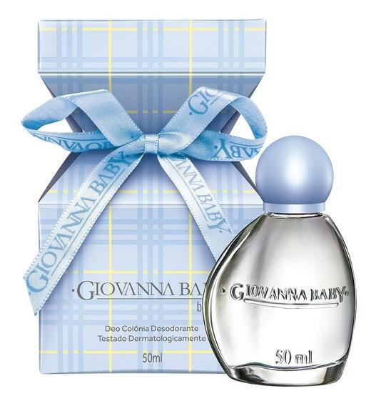 Deo Colônia Giovanna Baby Blue 50ml