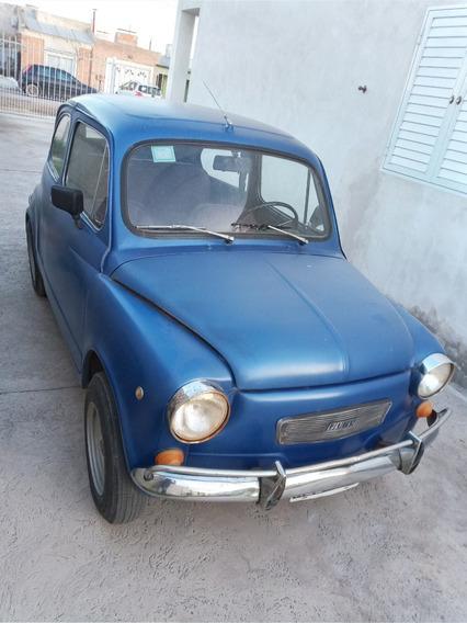 Fiat 600 R Modelo 1973