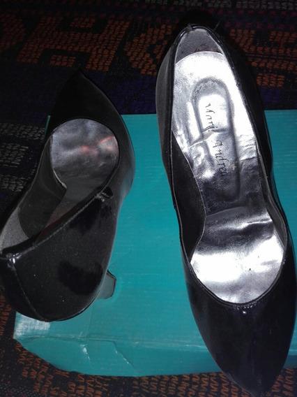 Zapato Con Taco