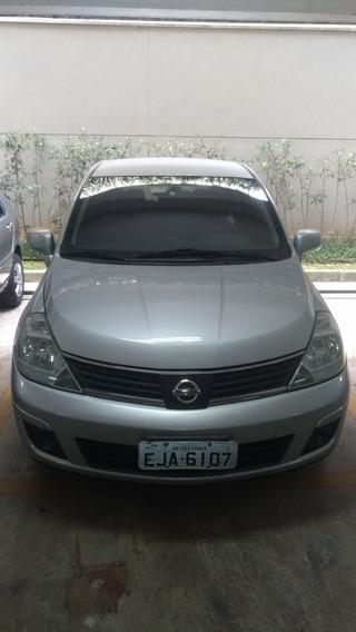 Nissan Tiida 1.8 S Aut. 5p