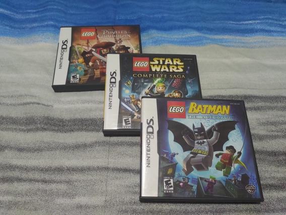 Coleção Lego Nintendo Ds