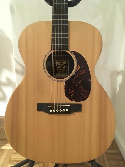 Guitarra Electroacústica Martin & Co 000x1ae Como Nueva