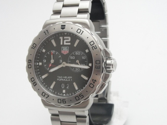Relógio Tag Heuer Fórmula 1 Alarme - Wau111a - Original