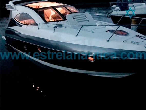 Lancha Phantom 375 Ht Barco Iate N Catamara Ferretti Azimut