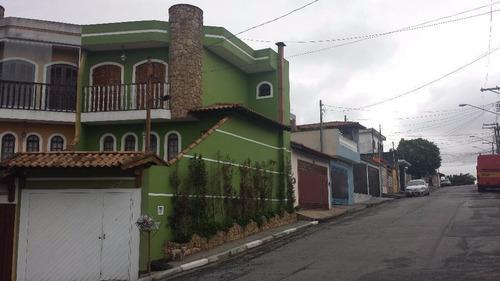 Imagem 1 de 16 de Sobrado Com 2 Dormitórios À Venda, 130 M² - Cidade Patriarca - São Paulo/sp - So1270