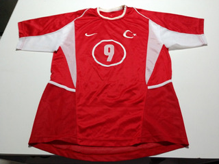 Camisa Seleção Turquia - Eliminatórias Copa 2005........