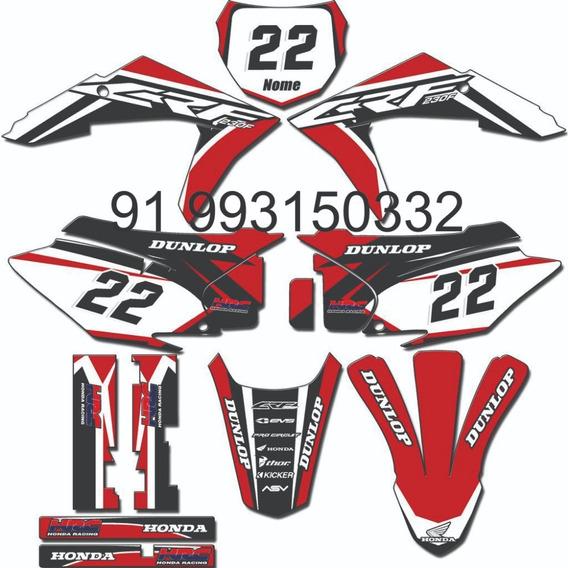 Graficos Kit Moldes 1200 Modelo De Motos Cross Corel X7