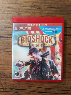Bioshock Infinite Playstation 3 Ps3 Como Nuevo !!