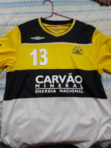Camisa Criciuma De Jogo Tam G