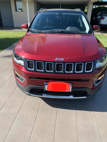 Jeep Compass 2.4 Limited Plus 2017