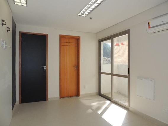 Sala Em Vila Matias, Santos/sp De 45m² Para Locação R$ 1.950,00/mes - Sa98381
