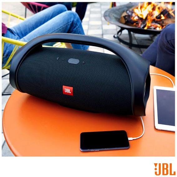 Caixa De Som Bluetooth Jbl 60w A Original Boombox Promoção