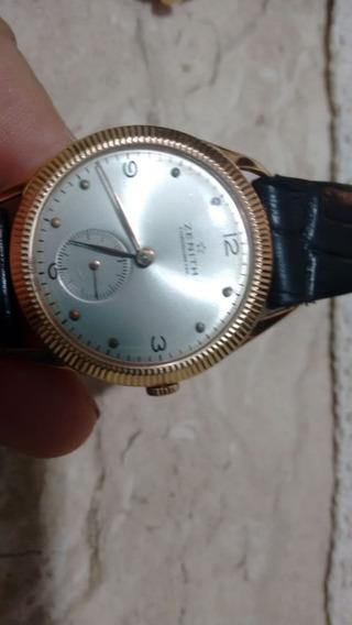 Relógio Zenith Chronometre Ouro Maciço