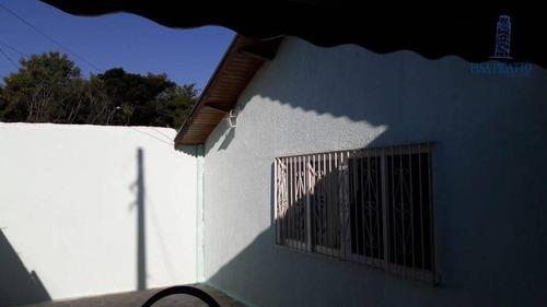 Casa À Venda, 202 M² Por R$ 500.000,00 - Cooperlotes - Paulínia/sp - Ca1247