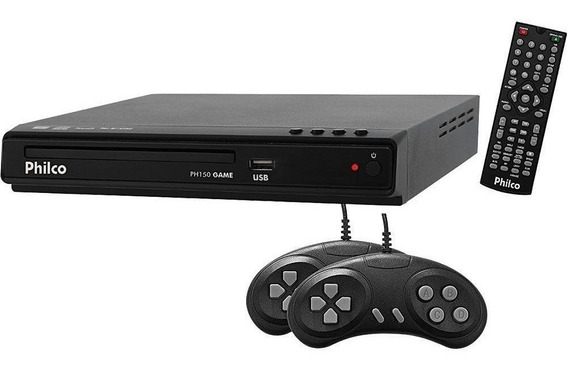 Dvd Player Ph 150 Philco Mp3 Cd Player Fotos Jogos Joystick