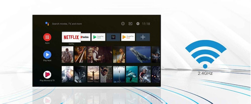 Smart Android Tv Tcl 32 Wif Bluetooth Youtube Netflix Albion