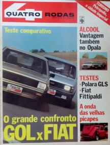 Revista 4 Rodas Nº 240 Julho 1980