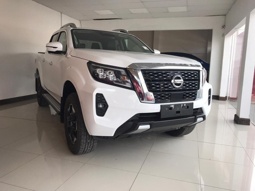 Nissan Frontier Le 7at 2021