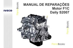 Manual Reparações Serviço Oficina Iveco F1c Daily S2007