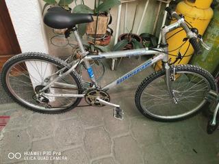 Bicicleta Aluminio R24
