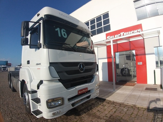 Mercedes-benz Axor 2644 - Selectrucks