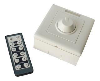 Dimmer Atenuador Manual Y Con Control De 8a 96w Tunelight
