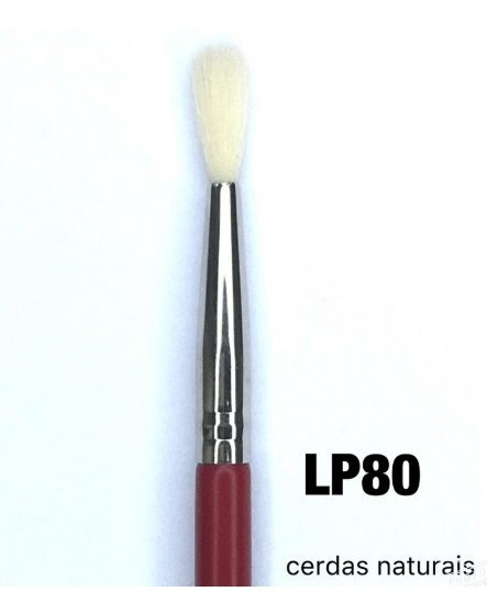 Pincel Pequeno Para Esfumar Lp80 - Luv Beauty