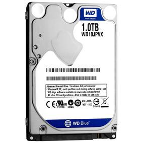 Hd 1tb Para Notebook Western Digital Wd Blue Model Wd10jpvx