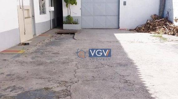 Galpão Para Alugar, 600 M² Por R$ 8.500,00/mês - Vila Carrão - São Paulo/sp - Ga0244