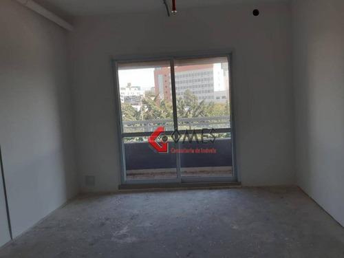 Sala À Venda, 63 M² Por R$ 565.000,00 - Centro - São Bernardo Do Campo/sp - Sa0380