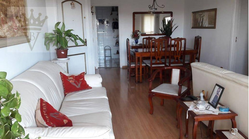 Apartamento Com 3 Dormitórios À Venda, 105 M² Por R$ 639.000,00 - Jardim Marajoara - São Paulo/sp - Ap5812