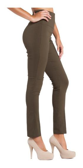 Pantalon De Mujer Bengalina Cierre Al Costado   Cda