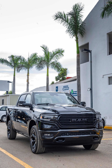 Ram Black Package 4x4 Limited Mild Hibryd