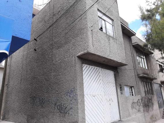 Casa En Renta Sobre Leyes De Reforma Esq. Periferico, Iztapalapa