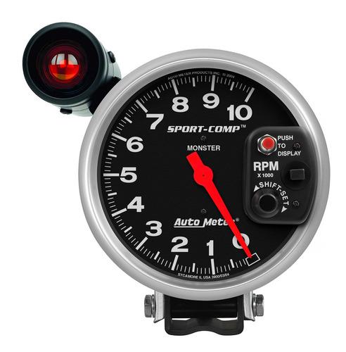 Tacómetro Sport Comp 3904 Autometer