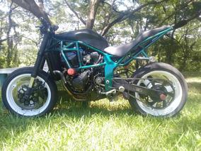 Moto Stunt Wheeling Baixada Kawasaki Z750 - 2011