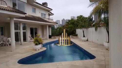 Casa À Venda, 550 M² Por R$ 3.500.000,00 - 18 Do Forte - Santana De Parnaíba/sp - Ca2008