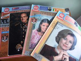 3 Revistas - Principado De Mônaco (grace Kelly, Rainier)