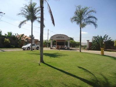 Terreno De 1021 M² No Condomínio Vivenda Do Sol Em Rio Das Pedras - Te0369