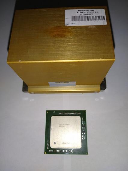 Processador Intel Xeon 3066dp/512/533/1.525 P/ Servidor