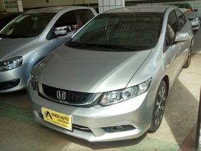 Honda Civic 2.0 Lxr Flex Aut. 4p