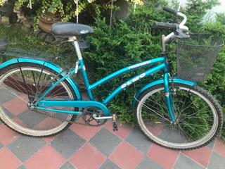 Bicicleta Olmo Rodado 24 Mujer Excelente Estado, Poco Uso