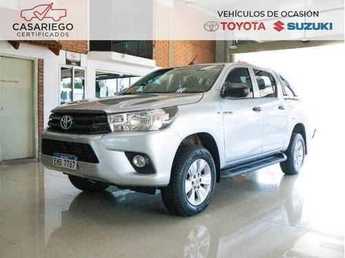 Toyota Hilux Dx 4x2 2.4 2018 Excelente Estado