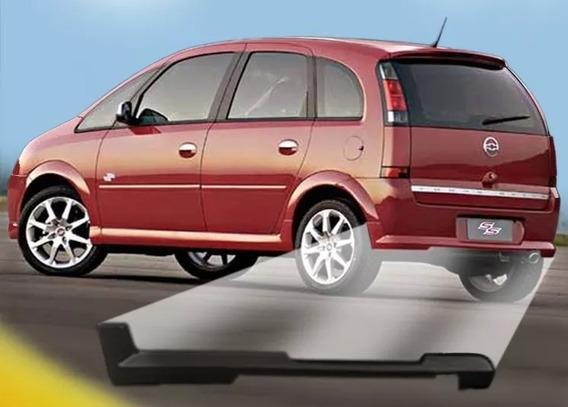 Spoiler Traseiro Chevrolet Meriva Ss De 2002 Até 2008