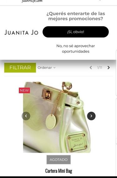 Cartera Juanita Jo Nueva