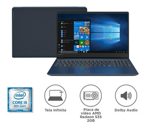 Lenovo Ideapad 330s I5 8gb 1tb Radeon 535 Windows 81jn0000br