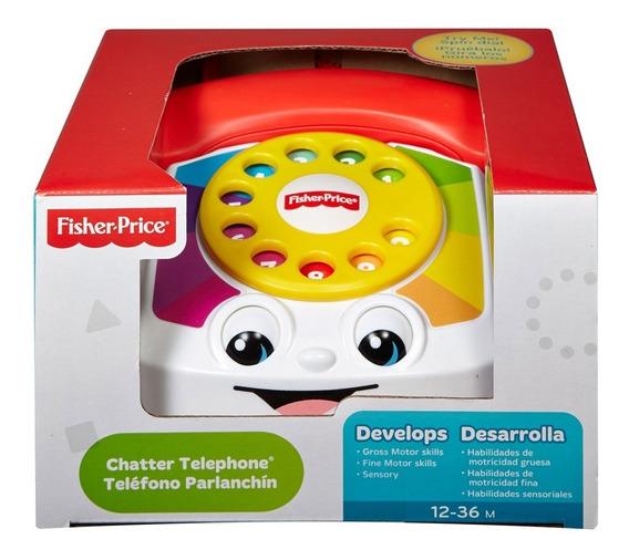 Telefone Feliz - Fisher-price