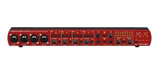 Behringer Fca1616 Interfaz De Audio Midi Usb Firewire Adat
